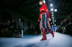 A photo diary of the fall/winter 2016 collections that were presented Thursday.