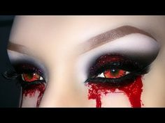 Witch Eye Makeup Sexy Vampire Demon Zombie Witch Smoky Eyes With Glitter Witch Eye Makeup Sea Witch Makeup Tutorial. Witch Eye Makeup Sexy Black Purple Witch Evil Queen Makeup Tutorial With. Witch Eye Makeup Easy Witch Make. Vampire Makeup Tutorial, Vampire Eyes, Evil Queen Makeup, Demon Makeup, Witch Makeup, Zombie Halloween Makeup, Amazing Halloween Makeup, Zombie Makeup, Artistic Make Up