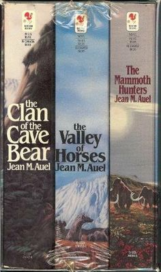 Clan of the Cave Bear / Valley of the Horses / The Mammoth Hunters by Jean M. Auel