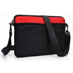 Laptop Sleeve with Removable Strap and Pockets Neoprene Case fits Sony Vaio T Series (SVT13128CXS) // Solid Colors Kroo http://www.amazon.com/dp/B00ICV2XY0/ref=cm_sw_r_pi_dp_bNPQub1PHNDBR