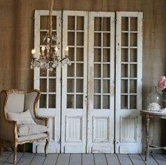 Old French Doors / wedding - Juxtapost