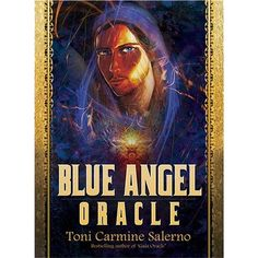 Blue Angel Oracle Cards : A 45-Card Deck with Guidebook by Toni Carmine Salerno  COD available - Free shipping for purchase over Rs.1000