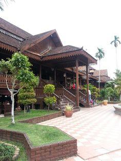 Handicraft Village, Kota Bharu, Kelantan, Malaysia