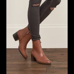 411665c00 Sam Edelman Joey Booties Saddle Tan