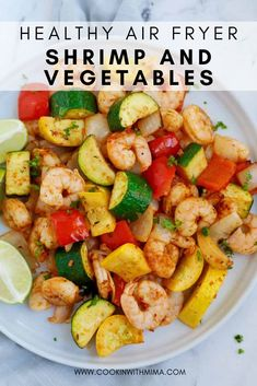 Healthy Weeknight Meals, Healthy Meal Prep, Healthy Dinner Recipes, Healthy Options, Healthy Foods, Healthy Eating, Air Fryer Recipes Low Carb, Air Fryer Dinner Recipes, Air Fryer Fish Recipes
