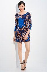 Tibi Arabesque Shift Dress.
