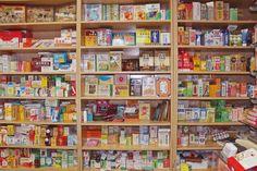 Традиционная китайская аптека: как не потеряться