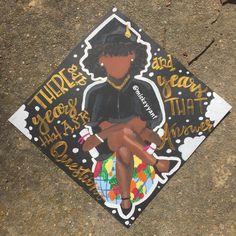 83 Best Graduation // Black Girl Magic images | Grad pics ...