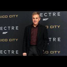 #ChristophWaltz #Waltz #Actor #BestActor #Spectre #JamesBond #JamesBond007 #FranzOberhauser #Blofeld #Cinema #Movie #RedCarpet #Premiere #Promotion #instaLike #InstaLove #FollowMe #FollowPage #TagsForALike