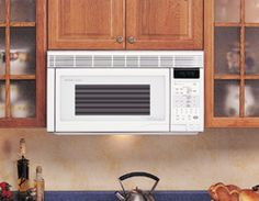 Convection Microwave Oven 1 Cu Ft White
