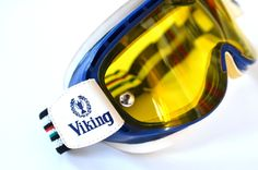 Viking MX goggles. New Old Stock.