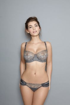 Adina Reay Lingerie AW2015 ~ 'Ava' Collection Please don't remove the credits ♥