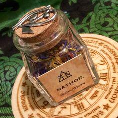 Hathor Loose Incense, Egyptian Goddess of Love, Dancing, Motherhood, and Fertility Goddess Of Love, Egyptian Goddess, Ancient Egypt, Incense, Dancing, Mason Jars, House, Etsy, Ideas