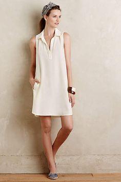 Anayet Tunic Dress - anthropologie.com