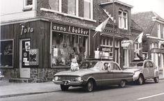 Kerkstraat Hoogeveen (jaartal: 1960 tot 1970) - Foto's SERC