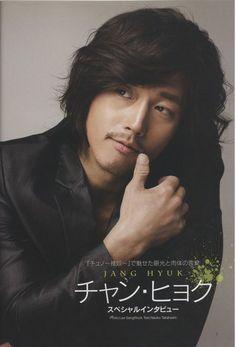 jang hyuk | korean actor