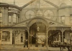 Amazing view of the Royal Arcade, Dunedin New Zealand, Dunedin New Zealand, Long Gone, Through The Window, What Is Like, Barcelona Cathedral, Arcade, Memories, History, Building
