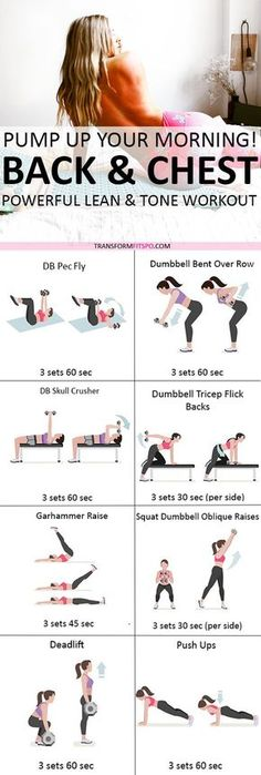 Repin and share if this workout worked wonders! Read the article for all the workouts.