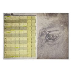 #Horsehead #Calendar #2018 #Poster | #Zazzle https://www.zazzle.com/horsehead_calendar_2018_poster-228838291032563265