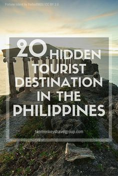 20 Hidden Tourist Destinations in the Philippines. Since then, it has reaped accolades and garnered international attention. In an annual list of smartest campaigns in the world released by marketing intelligence service Warc, the tourism campaign ranked third out of 100 in 2014. At its core, the success of the campaign is attributed to the Filipinos' values that include love for their own homeland. There are a lot of fun things to do around the country and here's a short list that prove…