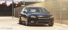 #SlowAndLow Ford Focus with front bumper from Ford Focus CC - Cabrio version #ST #RS Ford Focus