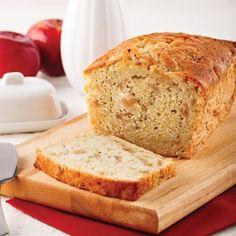 Pain aux pommes et courgette - Recettes - Cuisine et nutrition - Pratico Pratique