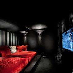 Perfect movie slash sex room