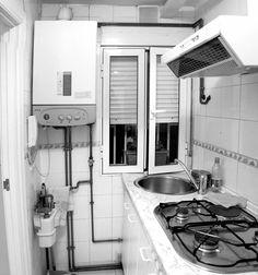 El antes y el después de cuatro cocinas pequeñas - Noticias de mujer, moda, decoracion,...