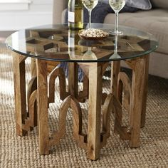 Moroccan Coffee Table Base   Pier 1 Imports