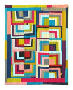 """""""Up Down"""" Quilt 
