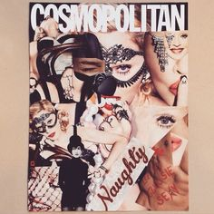 #Madonna #cosmopolitan #cover #collage by @gabryel_steslowski