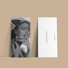 Boheme on Behance Fashion Branding, Adobe Photoshop, Adobe Illustrator, Behance, Graphic Design, Gallery, Creative, Illustration, Art