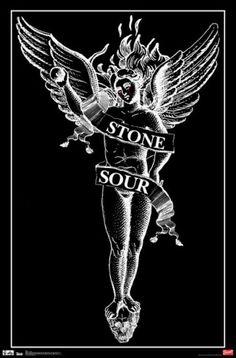 Stone Sour - Logo Poster