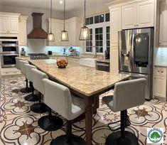 American Wood Cabinets Style Raised Panel Color Casa Blanca