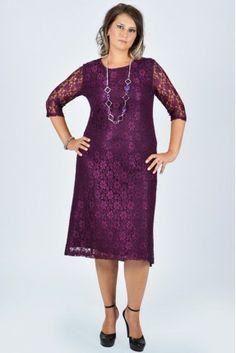 Nidya Moda - Büyük Beden Elbise Modelleri http   www.butiksepeti.com 002f566d0