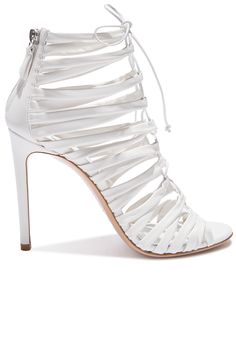 From Casadei's Bridal Collection