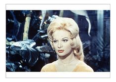 An A1 poster sized print, approx 23c33 inches (594x841 mm). as Sandra Banks in Konga (1961). 60s, blonde, colour, girl, interiors, medium close up. Image supplied by STUDIOCANAL. Product ID:dmcs_14765750_73045_0 Artwork Prints, Poster Size Prints, Fine Art Prints, Framed Prints, Canvas Prints, Medium Close Up, Fiction Movies, Thing 1, Close Up Photos
