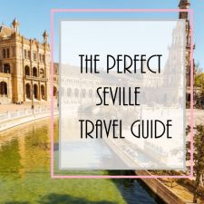 So you are taking a trip to Seville? don't miss this thorough travel guide to get the most out of your trip  #seville #spain #travel #alcazar #plazadeespana