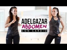 Reducir grasa abdominal con cardio intenso | 25 minutos - YouTube