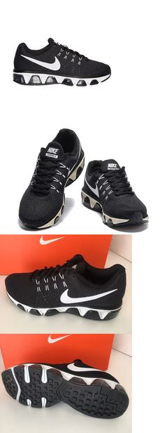 Athletic 95672: Nike Air Max Tailwind 8 Women S Running Shoes 805942-001 Black White Multi Sizes -> BUY IT NOW ONLY: $65.97 on eBay!