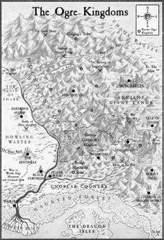 Ogre Kingdoms, par (auteur inconnu), in Warhammer Battle 6e édition, livre d'armée Royaumes Ogres, par Games Workshop