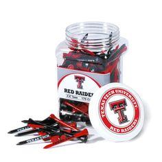 Texas Tech Red Raiders NCAA 175 Tee Jar