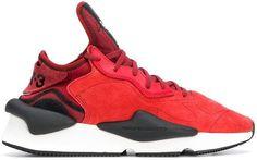 1cdaebf52bbd Y-3 Kaiwa Sneakers - Farfetch. Suede SneakersYohji Yamamoto