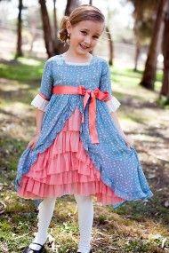 Victorian Heart Dress
