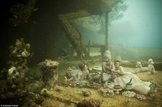 Artist Andreas Franke's | opulence artist andreas franke has staged a series of superimposed ...