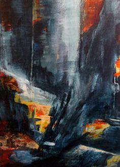 'No. 795' - Gerry Van Kerkhof #Painting