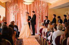 Elegant Pink Wedding at the JW Marriott San Francisco