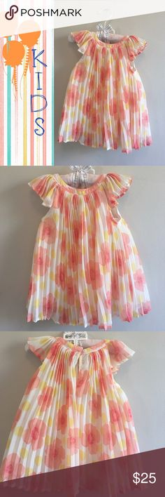 Gap Baby Dress Pleases cute floral dress for a baby girl. Used twice. Like new in excellent condition. Gap Dresses