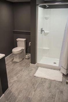 Basement Bathrooms – What You Need To Know Finished basements are one of the most popular renovation projects today and offer a great way to expand the living space in your home. Ideally the renovation will include a basement bathroom for comfort and convenience. Adding a bathroom to your basement renovation requires some special considerations…