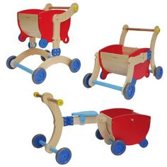 Walker Wagon On Pinterest Baby Walkers Eco Friendly